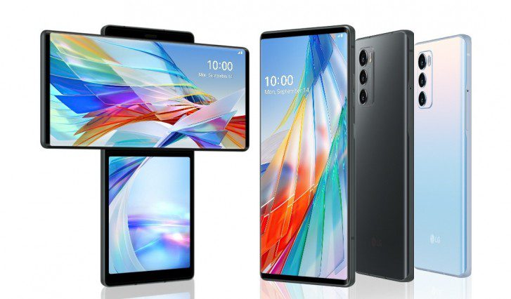 LG Wing goes official with swiveling design, Snapdragon 765G -
