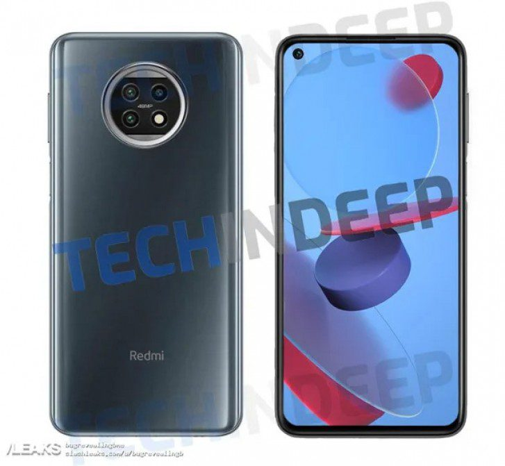 Redmi Note 10 renders leak along with live images of