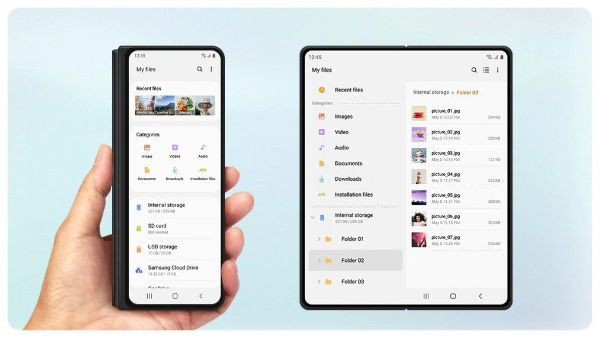Samsung highlights some of the features of the new One UI 3.0 Android 11