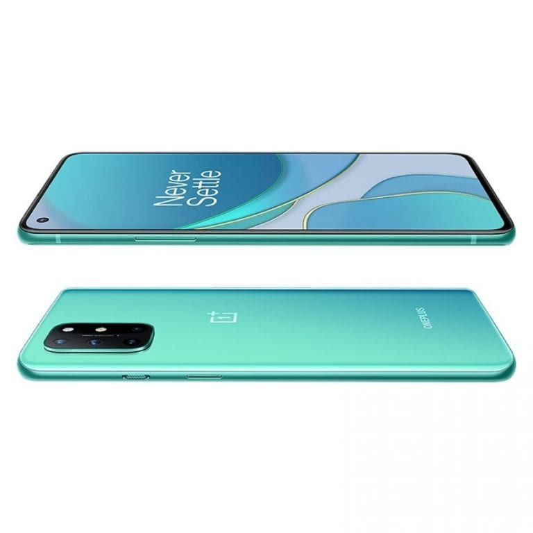 This is How the OnePlus 8T will look, more details- Techweu