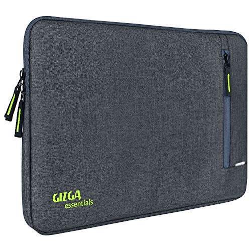 GIZGA essentials Laptop Bag Sleeve for 14 inch Laptop Case Cover PouchMacbook Pro (Grey)