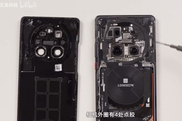 The Huawei Mate 40 Pro is fairly easy to repair, here' is why-Techweu