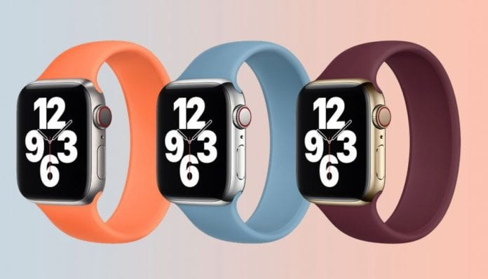 Apple adds three new colors to the Solo Loop and