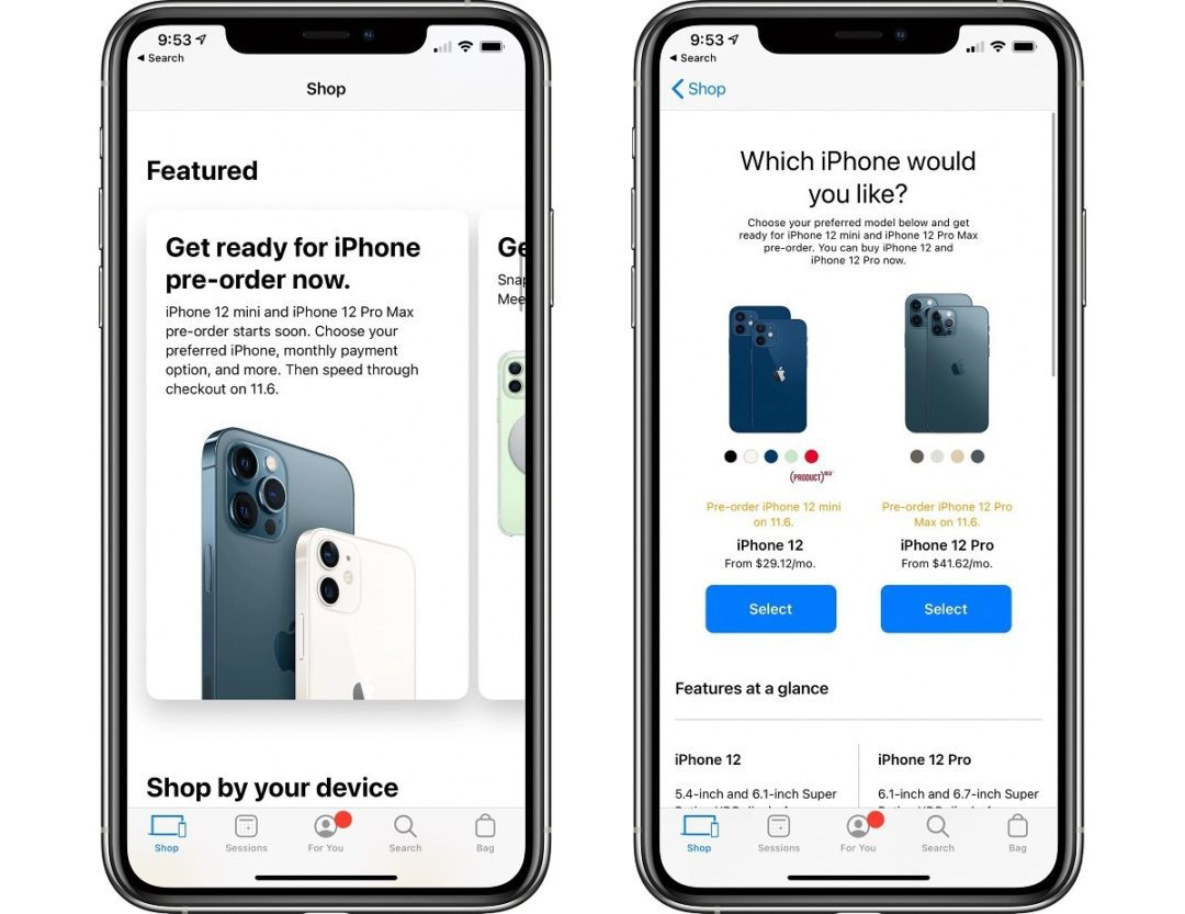 iPhone user can now book iPhone 12 Pro Max and mini units-Techweu
