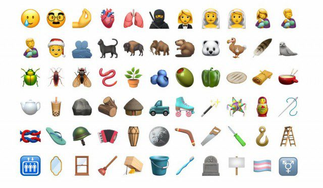 New emojis, wallpapers and bug fixes added to iOS 14.2