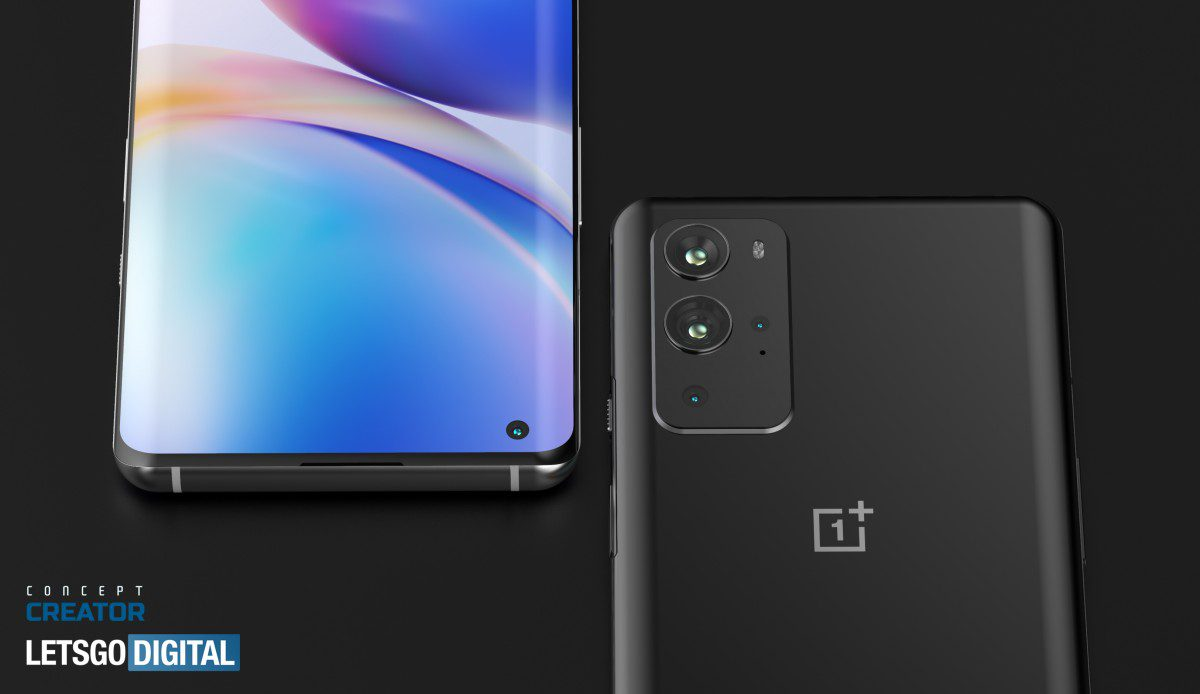 The new OnePlus 9 Pro Rendering gives you a closer look at your March appointments