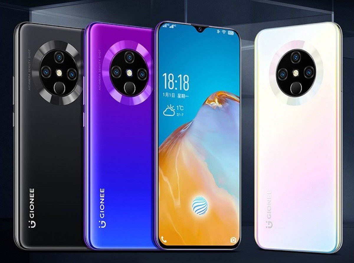 Gionee K30 Pro revealed with 4,000mAh battery and 128GB base storage
