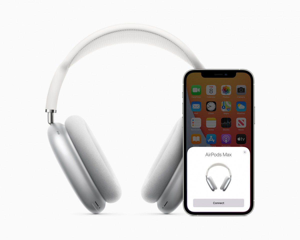 Apple's new AirPods Max are over a year of headphones with active noise canceling.