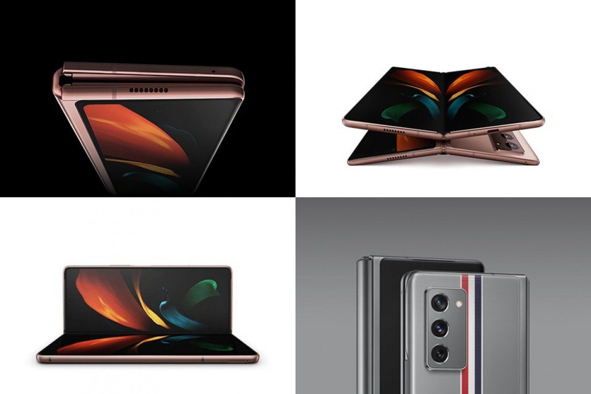 Samsung Galaxy ZFold3 costs about the same as ZFold2