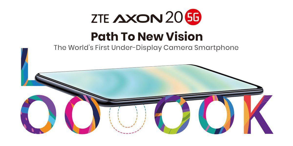ZTE makes Axon 205G, the first phone with a UD camera, available worldwide