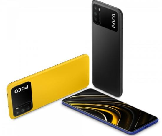You can Buy Poco M3