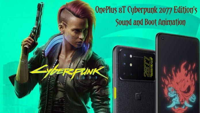 Download OnePlus 8T Cyberpunk 2077 Edition's wallpapers, sounds and boot animation, Here's how- Techweu