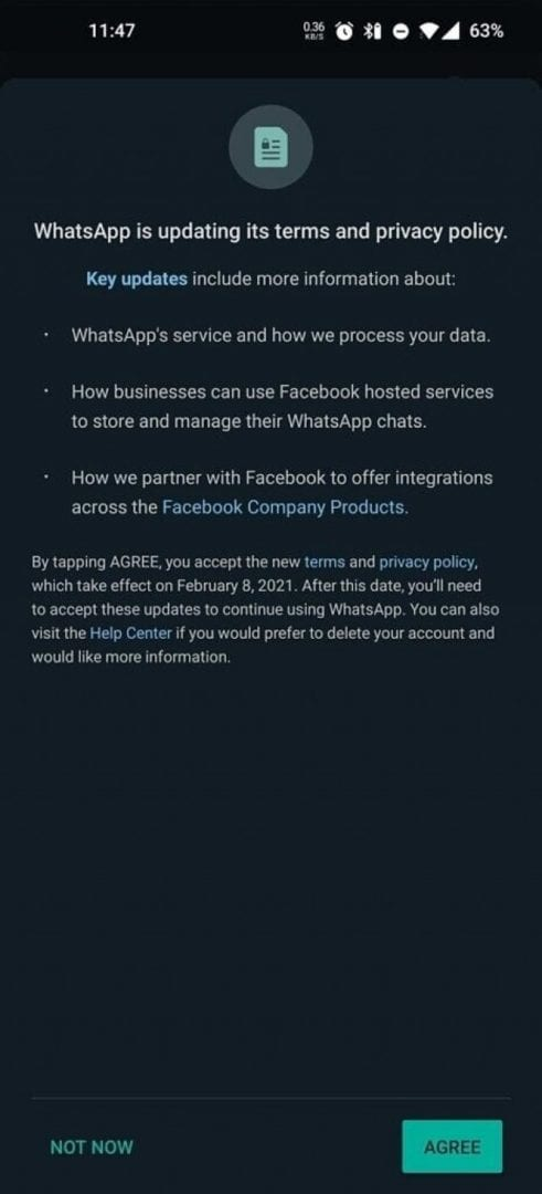 Do you know Whats App will share data with Facebook privacy policy gets updated-Techweu