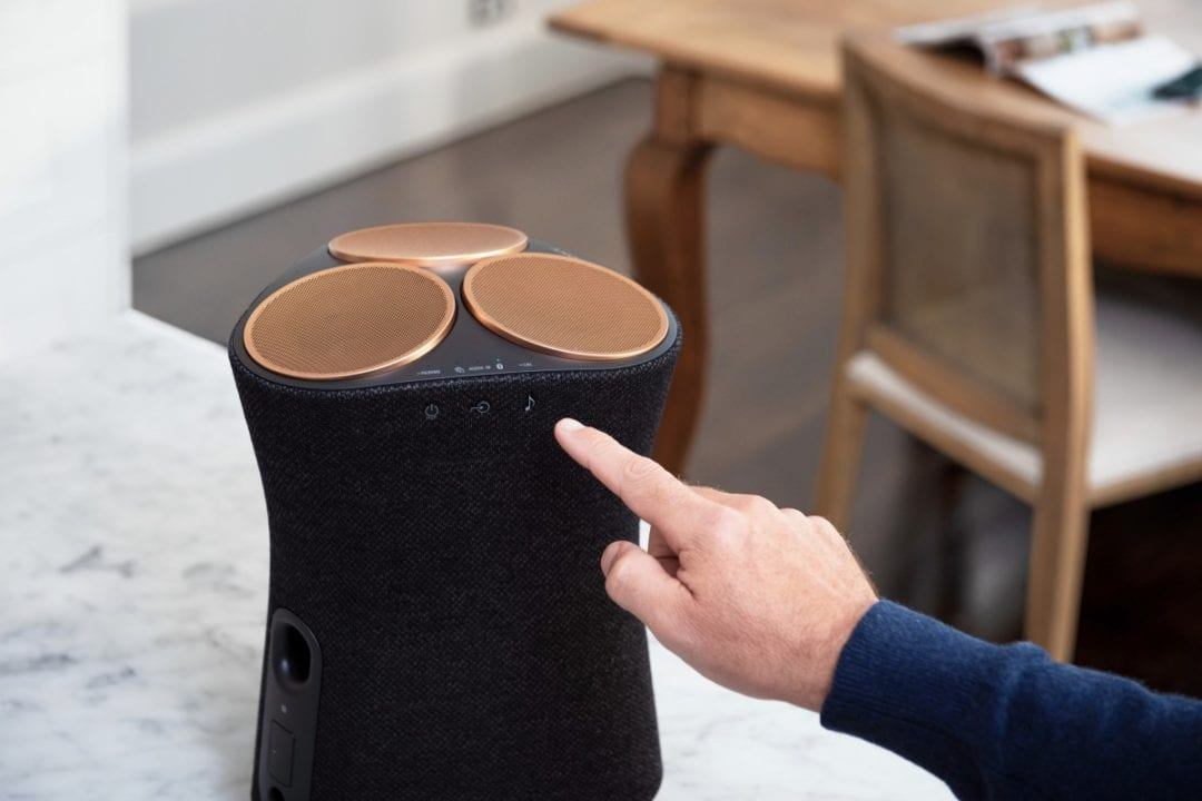 Sony launched two new wireless speakers techweu