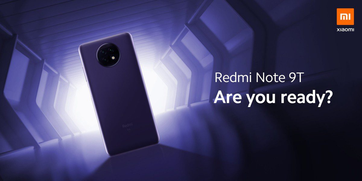 Watch the Redmi Note9T Global Launch Event Live