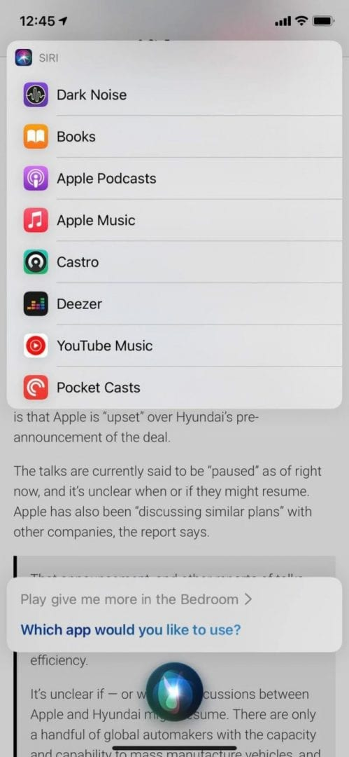 Now you can set a third-party music app as Siri's default player in Apple's iOS 14.5 Beta as per leak