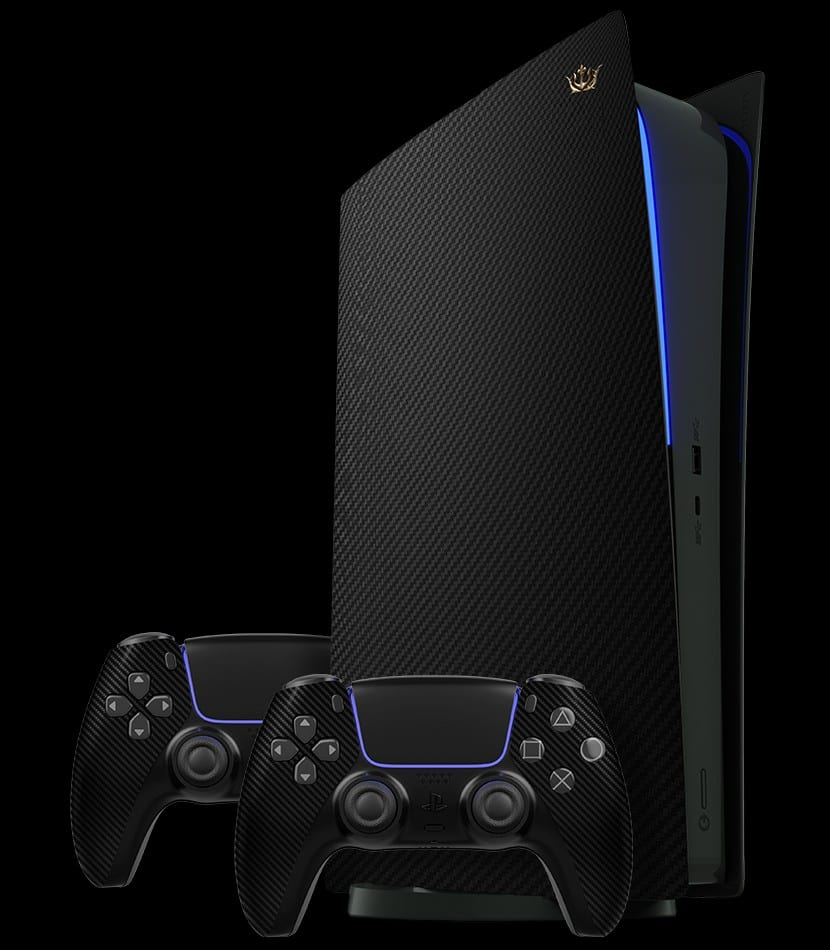 This PlayStation 5 will cost $ 500,000 made with 4.5kg of gold by caviar-Techweu 9