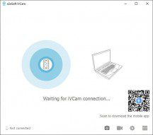 iVCam Windows software - News 21 02 Android Webcam App Test review