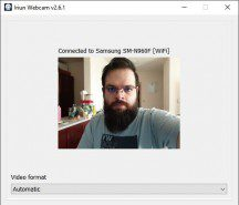 Iriun Windows software - News 21 02 Android Webcam App Test review