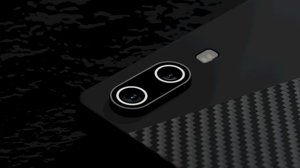 Carbon 1 MK II is first phone in the world with a carbon fiber monocoque 1