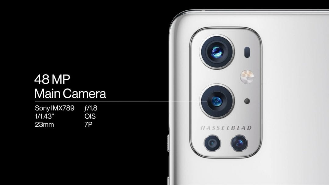 OnePlus 9 and 9 Pro unveiled with Hasselblad cameras