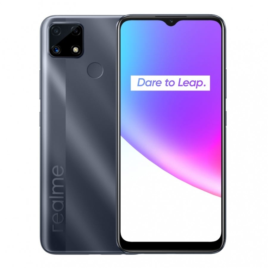 Realme Realme C25 is official and sports 6000mah battery-Techweu 2C25 The entry-level Realme C25 starts at IDR 2,300,000 ($ 160 / € 135), with the first sale scheduled for March 27th, with a 10% discount on all Early Birds. Phones are available on the Realme Indonesia website and Lazada. Source (Indonesian)