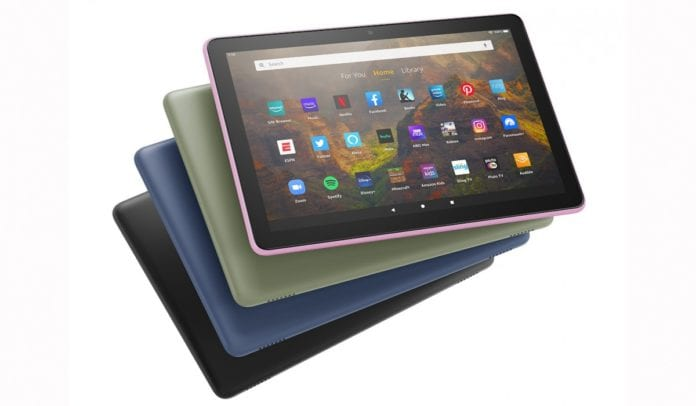 Amazon launched updated Fire series tablets with optional keyboards - techweu