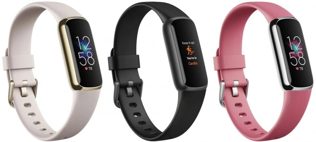 Fitbit Luxe leaked images with stainless steel body and more-Techweu