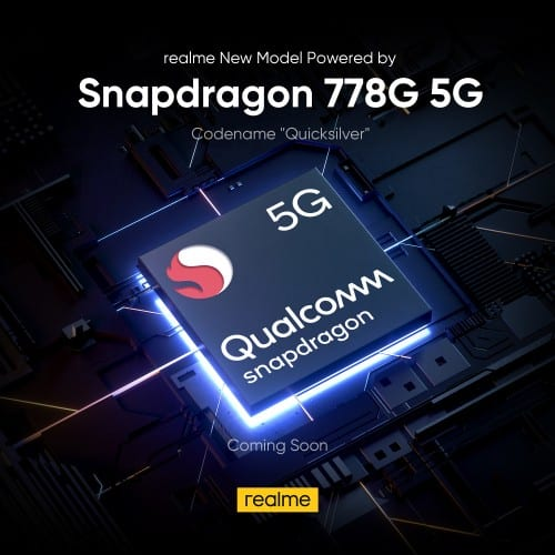 Realme to launch new smartphones with Snapdragon 778 and 870 on June 18th, as per leaks-Techweu