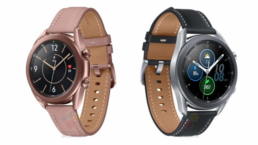 Samsung Galaxy Watch 4 and Watch Active 4