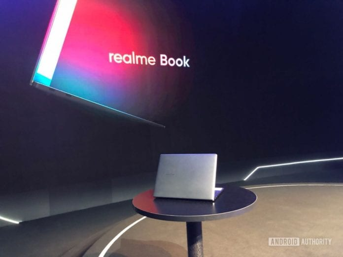 Realme Book leaked can launch on July 15th