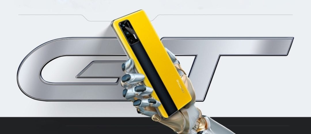 Realme GT launched in Europe with robot vaccum cleaner-Techweu1